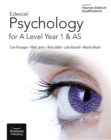 Edexcel Psychology for A Level Year 1 and AS: Student Book - Book