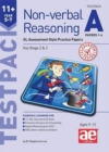 11+ Non-verbal Reasoning Year 5-7 Testpack A Papers 1-4 : GL Assessment Style Practice Papers - Book