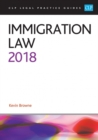 Immigration Law 2018