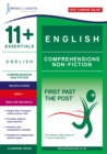11+ Essentials English Comprehensions: Non Fiction Book 1