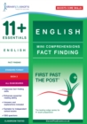 11+ Essentials English : Mini-Comprehensions Fact-Finding Book 1
