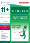 11+ Essentials English : Mini-Comprehensions Fact-Finding Book 2
