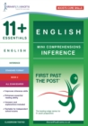 11+ Essentials English Mini Comprehensions: Inference Book 2 - Book