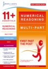 11+ Essentials Numerical Reasoning: Multi-Part Book 1