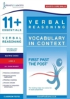 11+ Essentials Verbal Reasoning: Vocabulary in Context Level 1 - Book