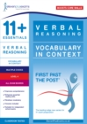 11+ Essentials Verbal Reasoning: Vocabulary in Context Level 4 - Book