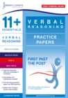 11+ Essentials Verbal Reasoning Practice Papers Book 2 - Book