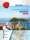 France 2018 - Tourist & Motoring atlas Paperback