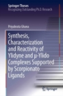 Synthesis, Characterization and Reactivity of Ylidyne and ?-Ylido Complexes Supported by Scorpionato Ligands