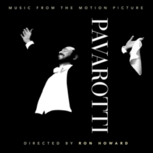 Pavarotti: Music from the Motion Picture, CD / Album Cd