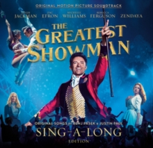 The Greatest Showman: Sing-a-long Edition, CD / Album Cd