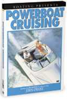 Powerboat Cruising, DVD  DVD