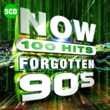 chart-item-Now 100 Hits: Forgotten 90s