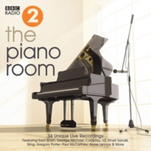 Bbc Radio  Piano Room Album