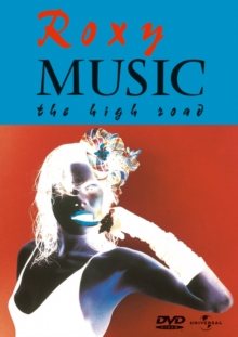 Roxy Music: The High Road, DVD DVD