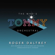 The Who's 'Tommy' Orchestral, CD / Album Cd