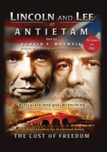 Lincoln and Lee at Antietam - The Cost of Freedom, DVD DVD