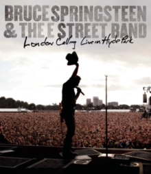 Bruce Springsteen and the E Street Band: London Calling - Live..., Blu-ray BluRay