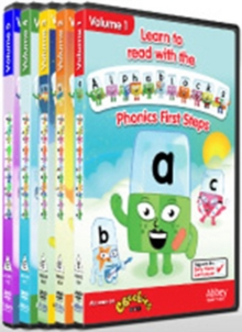 Alphablocks: Box Set, DVD  DVD