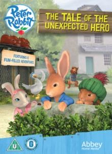 Peter Rabbit: The Tale of the Unexpected Hero, DVD DVD