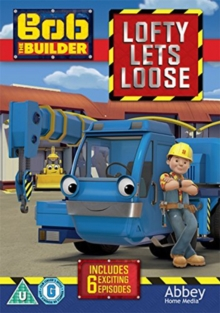 Bob the Builder: Lofty Lets Loose, DVD DVD