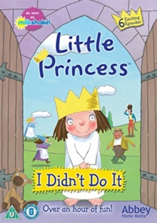 Little Princess: I Didn't Do It