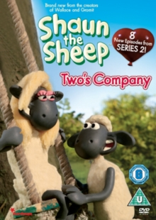 Shaun the Sheep: Two's Company, DVD  DVD