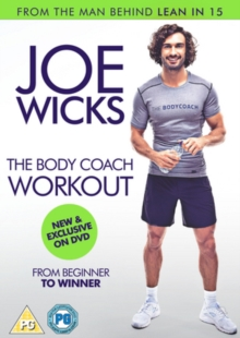 Joe Wicks - The Body Coach Workout, DVD DVD