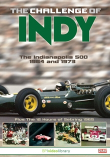 The Challenge of Indy, DVD DVD