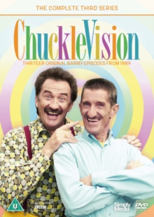 ChuckleVision: The Complete Series Three, DVD DVD