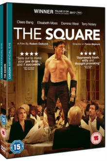 The Square, DVD DVD