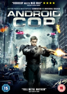 Android Cop, DVD DVD