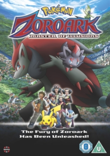 Pokémon: Zoroark - Master of Illusions, DVD DVD