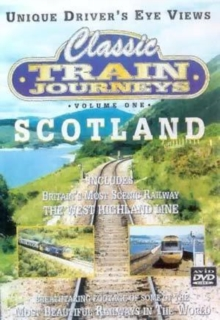 Classic Train Journeys: Scotland, DVD DVD