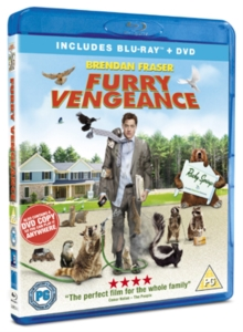 Furry Vengeance, Blu-ray BluRay