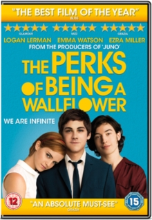 The Perks of Being a Wallflower, DVD DVD