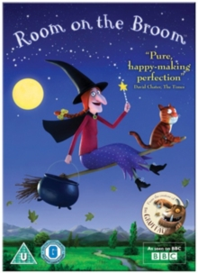 Room On the Broom, DVD DVD