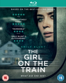 The Girl On the Train, Blu-ray BluRay