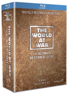 The World at War, Blu-ray BluRay