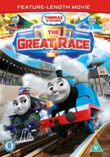 Thomas & Friends: The Great Race - The Movie, DVD DVD