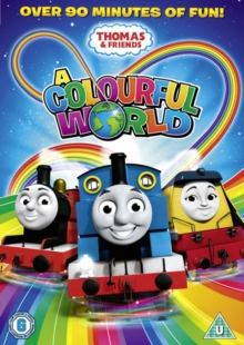 Thomas & Friends: A Colourful World, DVD DVD