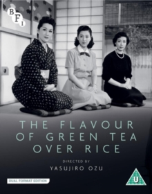 The Flavour of Green Tea Over Rice
