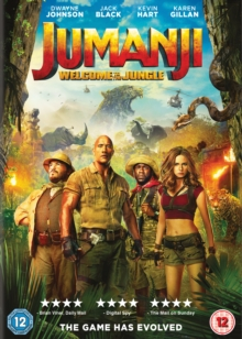 Jumanji - Welcome to the Jungle, DVD DVD