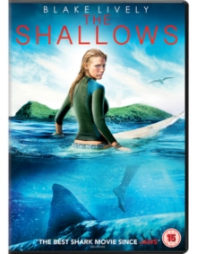 The Shallows, DVD DVD