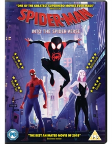 Spider-Man - Into the Spider-verse, DVD DVD