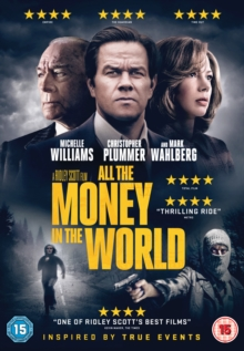 All the Money in the World, DVD DVD
