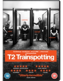 T2 Trainspotting, DVD DVD