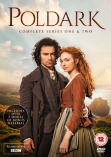 Poldark: Complete Series 1 and 2, DVD DVD