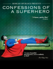 Confessions of a Superhero, DVD DVD