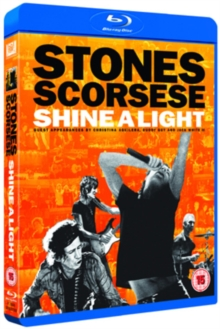Shine a Light (Blu-ray), Blu-ray BluRay